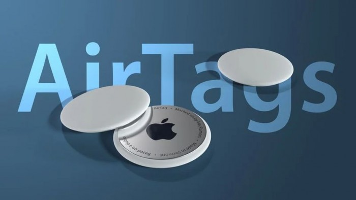 消息称苹果AirTags会有大小两种尺寸