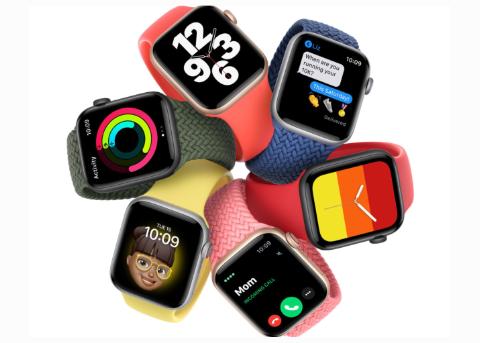 苹果发布watchOS 7.0.2,修复电池耗电问题