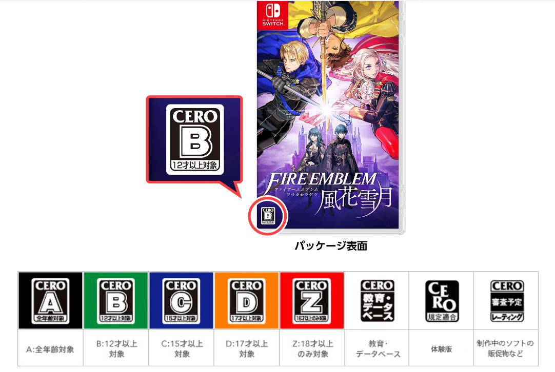 任天堂为日本eShop数字版游戏开通IARC分级支持