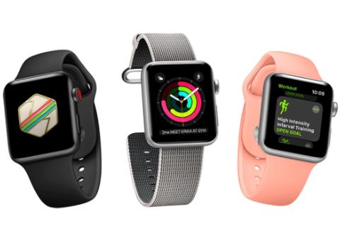 苹果发布Apple Watch S3专用更新watchOS 7.0.3,修复重启的问题