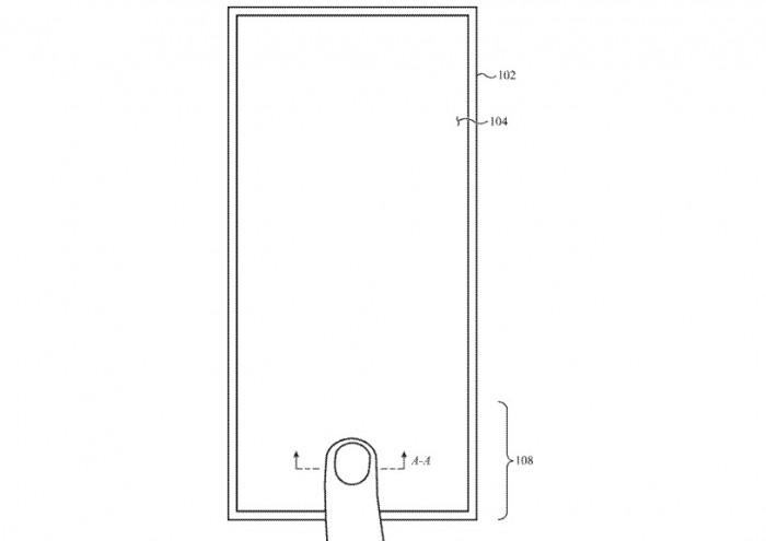 新专利显示,苹果可能会使用屏下红外成像系统让Touch ID复出