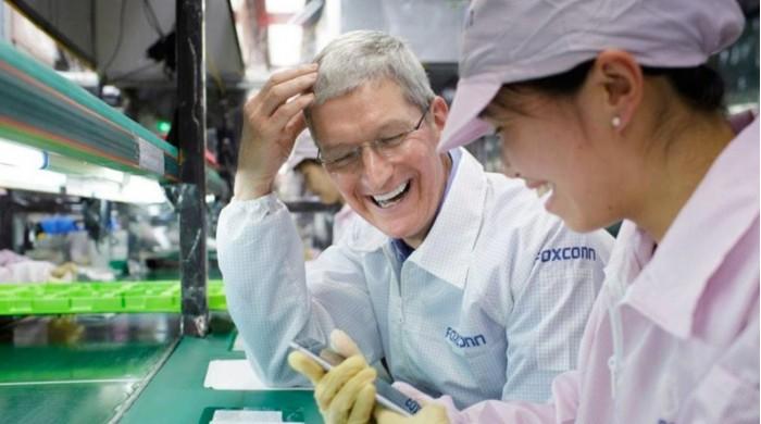 传苹果富士康将iPad、MacBook产线从国内搬到越南