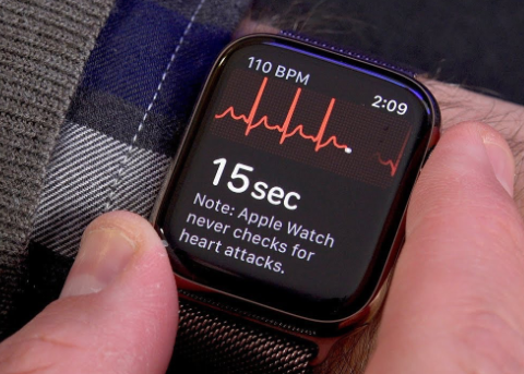 Apple Watch开通心电图ECG,却同步了别人的健康数据如何删除?