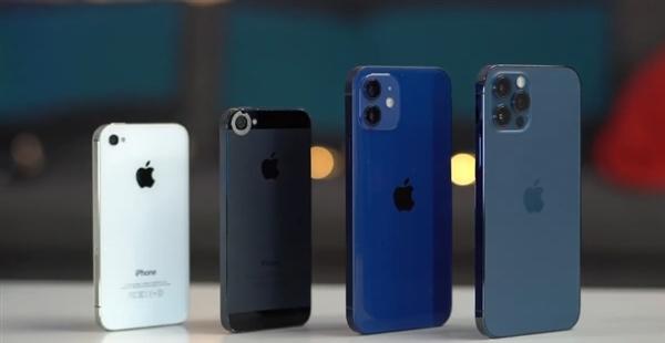 苹果为彻底扭转手机信号差:iPhone 13或将用上自研设计天线