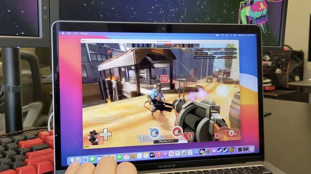 让 M1 Mac 运行 Windows 软件和游戏