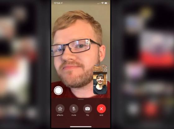 iOS 14.2隐藏功能:FaceTime 视频通话支持 1080p