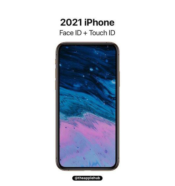 日媒:苹果或很快将Touch ID带回iPhone 13