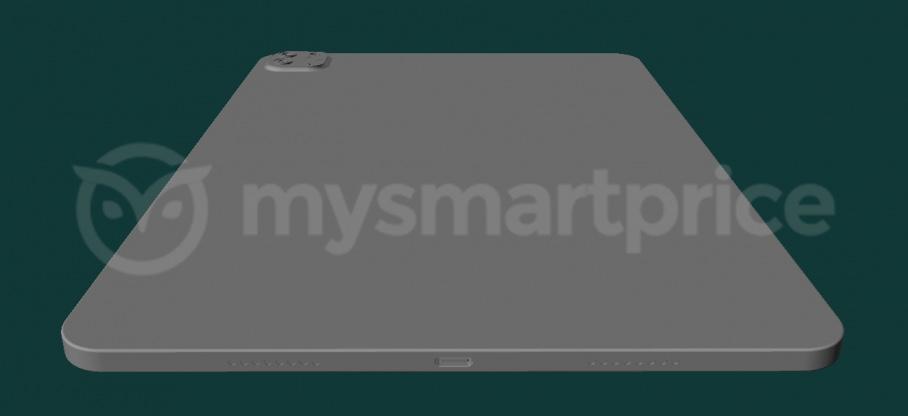 疑似 2021 iPad Pro CAD 图曝光,设计变化不大