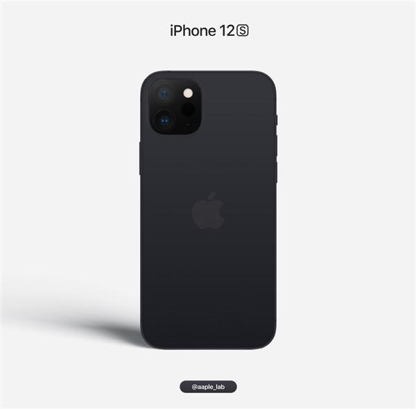 iPhone 12/12S外观对比图曝光:相机模组大有改动