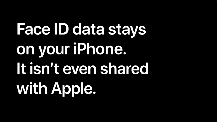 苹果分享全新广告:宣传Face ID和Apple Pay的隐私保护和Apple Watch环保制造