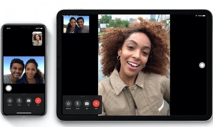 苹果在圣诞节期间打破记录:创下有史以来最高的FaceTime通话量