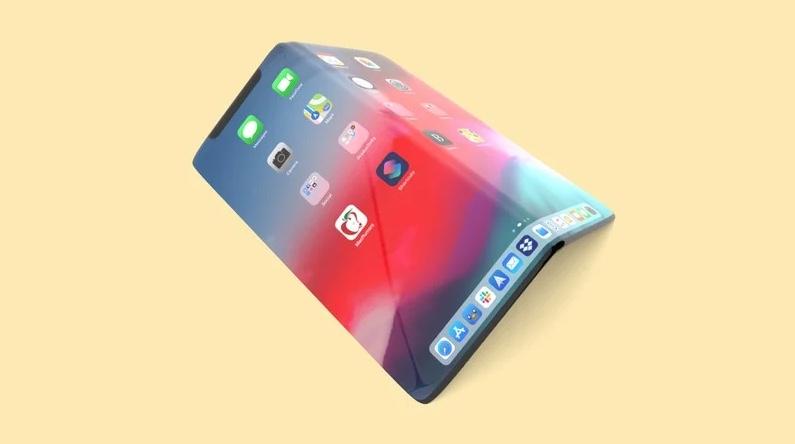 传苹果开始在富士康测试折叠屏 iPhone