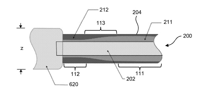 苹果新专利:苹果申请解决Lightning电缆磨损的专利