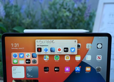 iPadOS 14.5 Beta版增加五个语种的Apple Pencil涂鸦文本识别支持