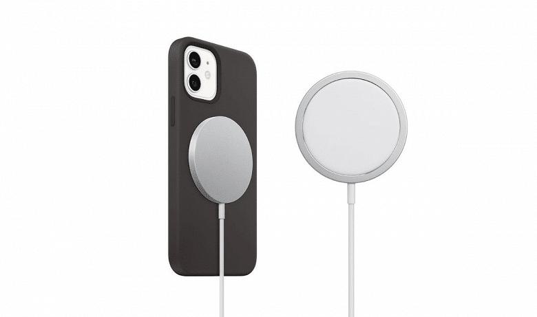 苹果正开发MagSafe移动电源 能让iPhone电量保持90%以上