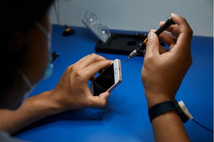 苹果独立维修商计划即将登陆中国 非授权也能获得正版零件和维修手册