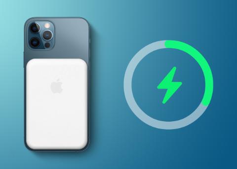 iPhone 12 MagSafe 充电宝将提供反向充电功能