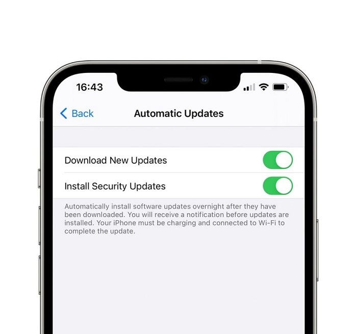 iOS Beta测试版代码暗示苹果或为iOS设备提供单独的安全更新