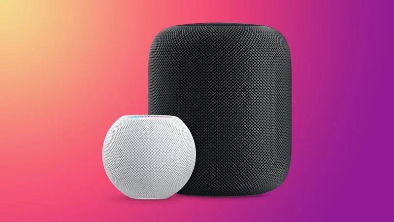 苹果停产标准版 HomePod,重点转移至 HomePod mini