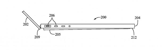 专利申请显示MacBook Pro未来可能采用新的通风底盘