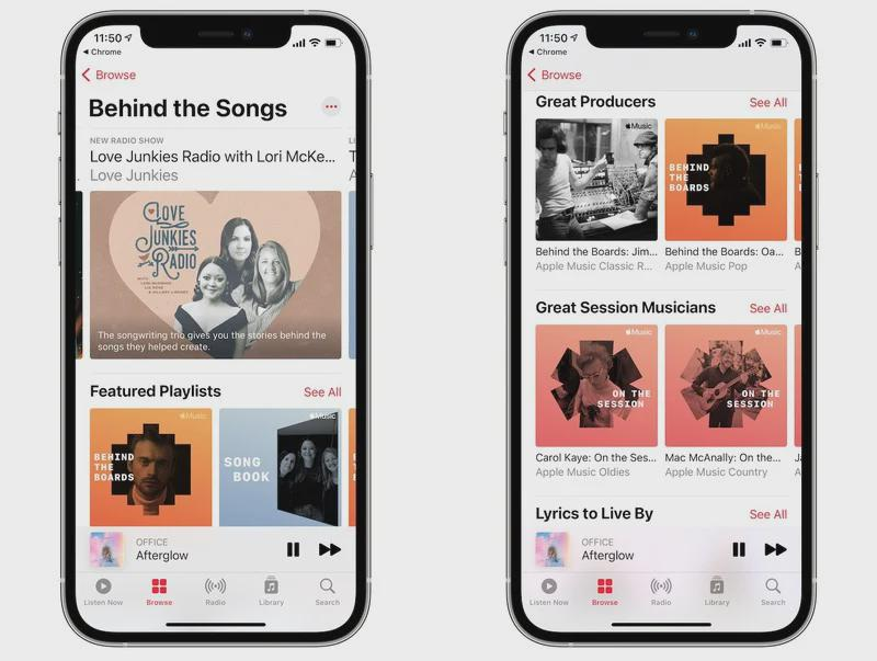 Apple Music推出