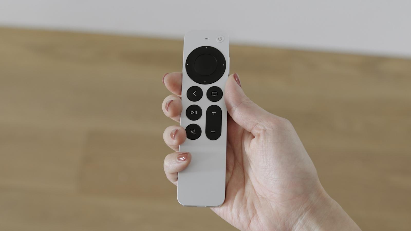 2021苹果发布会:新一代Apple TV 4K,硬件升级改进