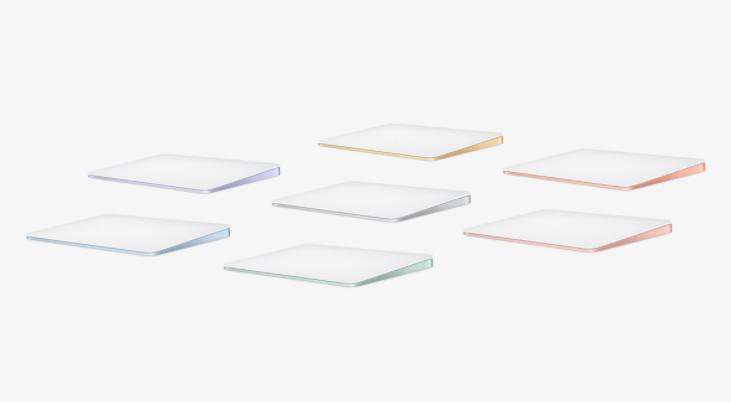 2021苹果发布会:全新设计iMac,7个颜色可选,搭载M1芯片