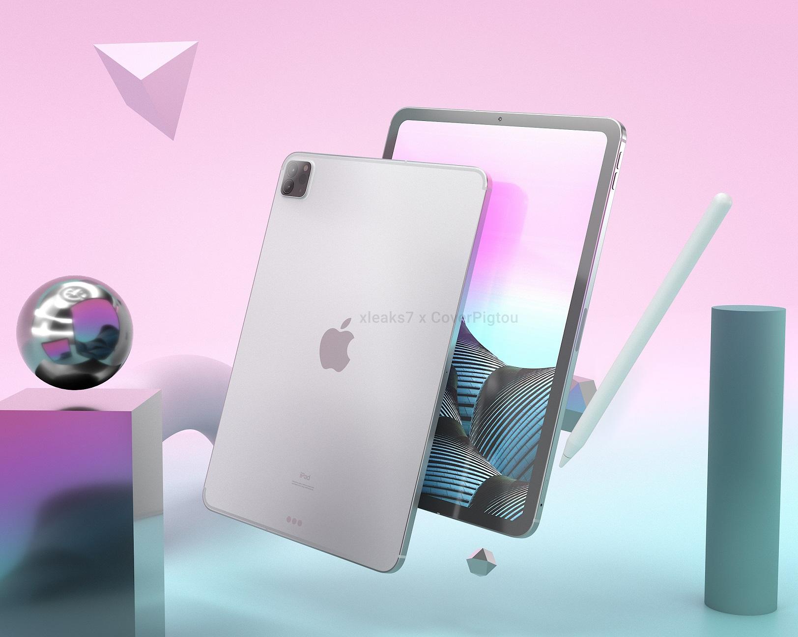 2021款iPad Pro/mini最快下周发布:苹果直营店已开始准备