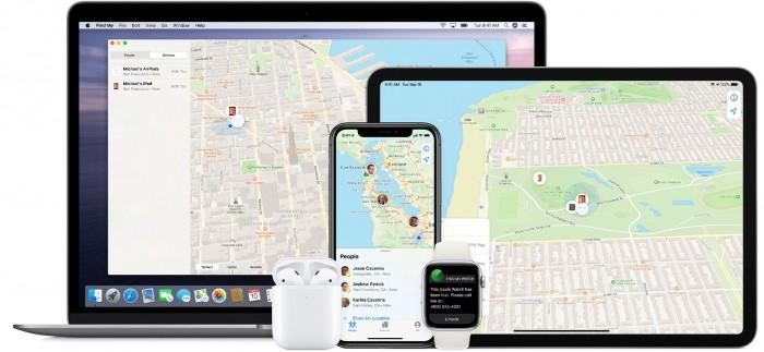 """苹果推出了一个测试程序""""查找""""功能将支持第三方产品"""