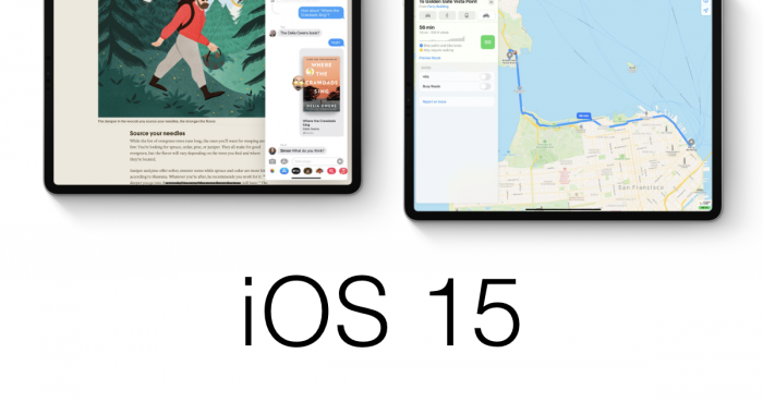 iOS 15重大变化:重新设计iPad主屏幕和锁屏界面、通知偏好和隐私选项等