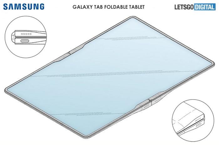 三星或于明年推出Galaxy Z Fold Tab三折平板电脑