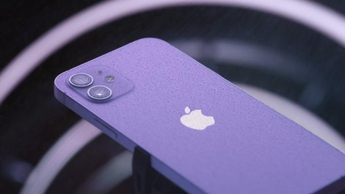 2021苹果发布会:紫色iPhone 12和iPhone 12 mini,将于4月30日上市