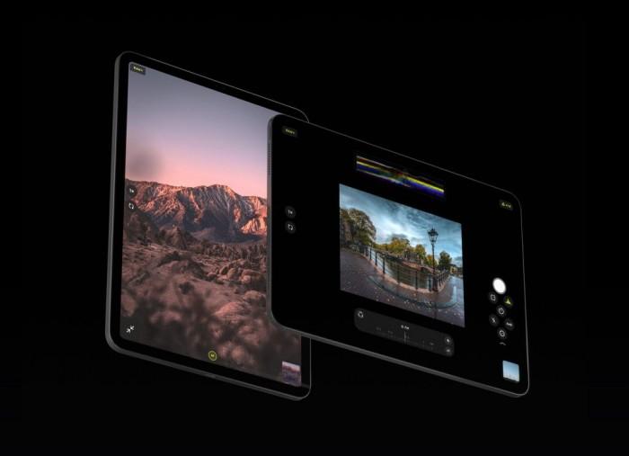 """专家评测M1 iPad Pro相机:单前摄实现双摄体验 后摄有""""隐藏功能"""""""