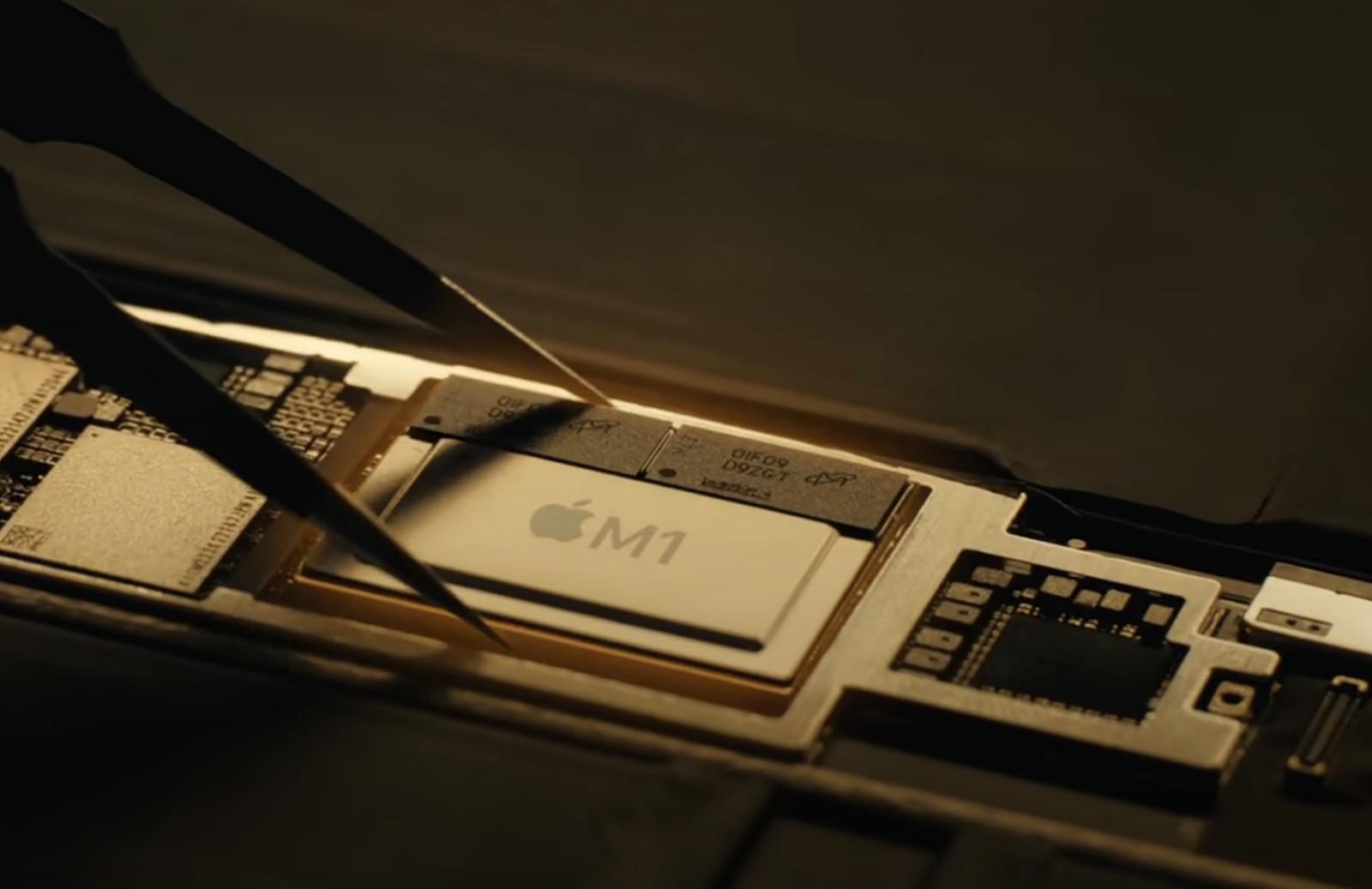 跑分出炉!M1 iPad Pro 性能提升超 50%