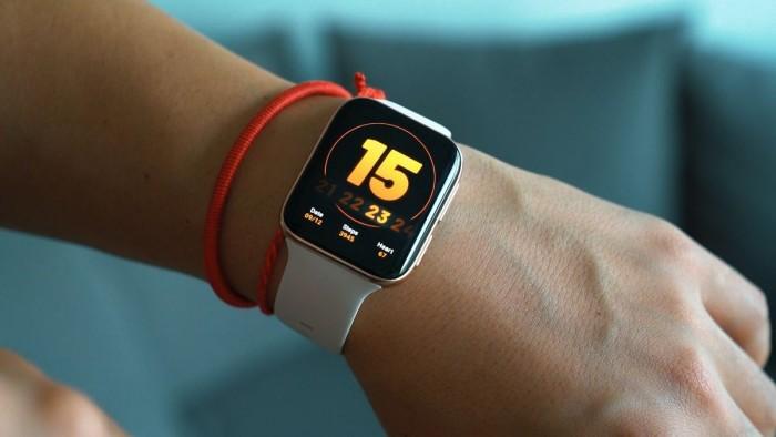 2021Q1智能手表出货量同比增长35% 每3台就有1台是Apple Watch