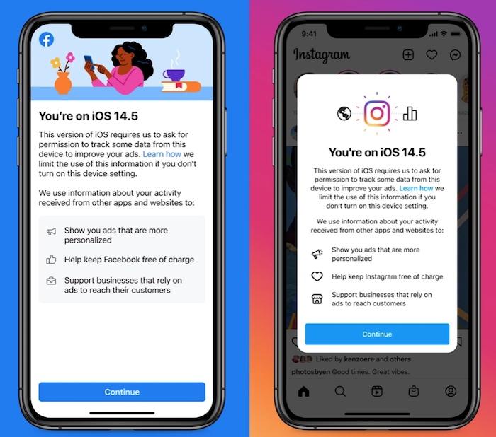 新数据表明苹果反追踪功能对Facebook造成重创