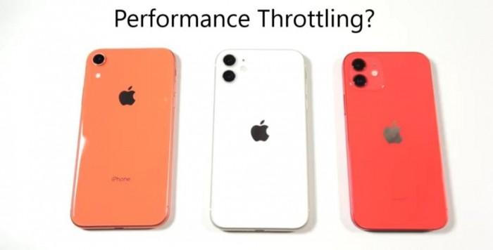 iOS 14.5.1导致性能节流:iPhone11/12竟比不过iPhone XR