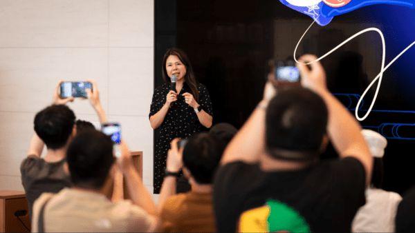 Today at Apple创想营开幕:人人都能获得高质量教育