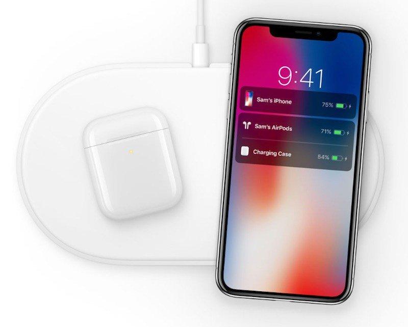 苹果仍在开发类似 AirPower 的充电设备,并探索远距离无线充电