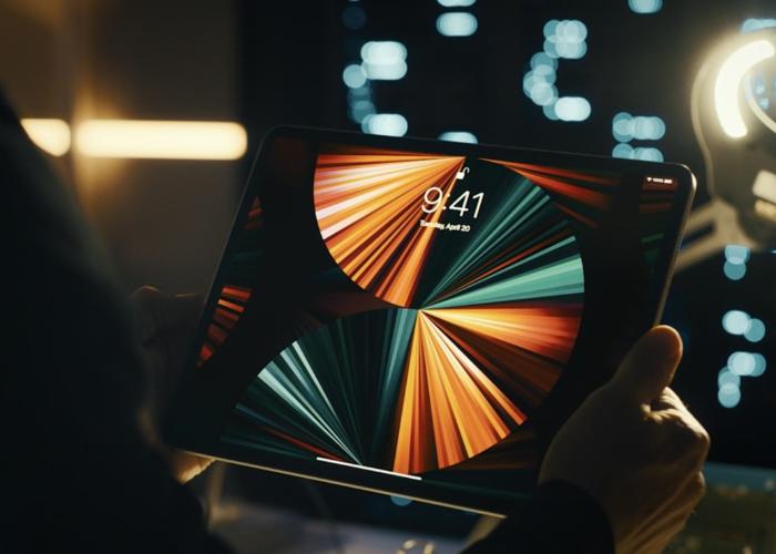 彭博社:苹果正在探索更大屏幕的 iPad