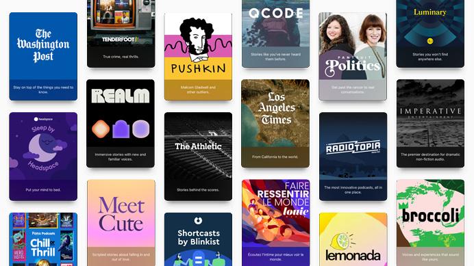 苹果正式推出Podcasts播客订阅服务