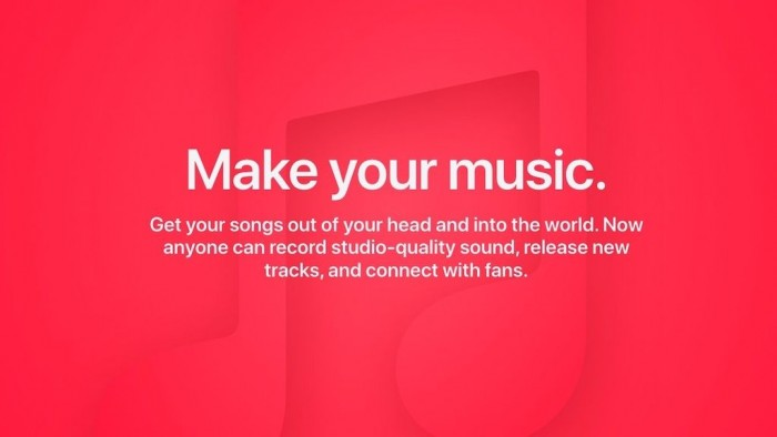 Apple Music for Artists页面更新:提供新资源/工具