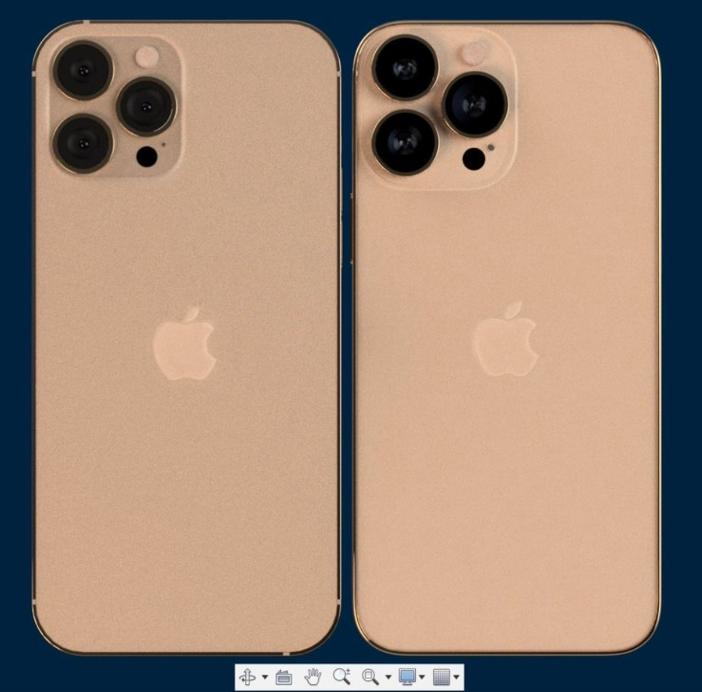 iPhone 13 Pro最新外形、售价曝光:有望首次支持无线反向充电