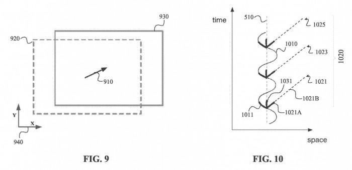 新专利显示苹果VR或AR设备显示屏可移动并使用菲涅尔透镜