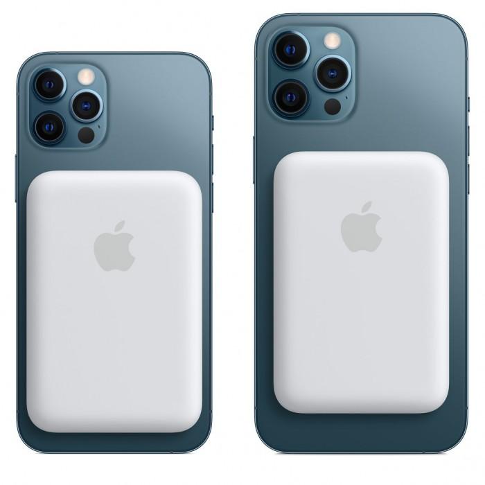 "MagSafe外接电池让iPhone实现了""反向充电"""