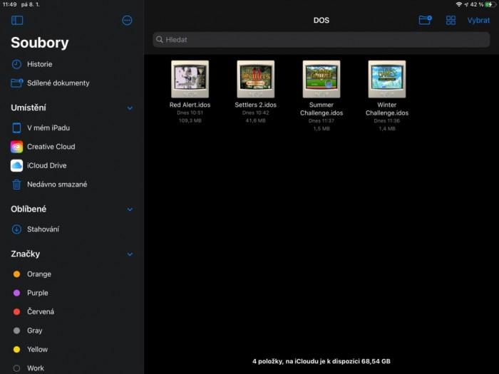 经典DOS游戏应用iDOS 2即将下架 苹果称违反App Store准则