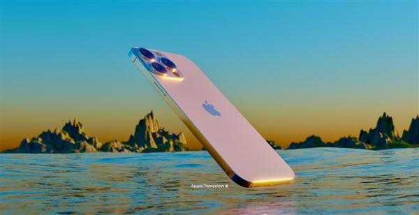 """iPhone 13 或有日落金玫瑰金配色:神似 iPhone 5S"""" 土豪金"""""""