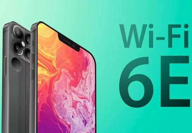 据传iPhone 13将兼容WiFi-6E:更高带宽,更少干扰