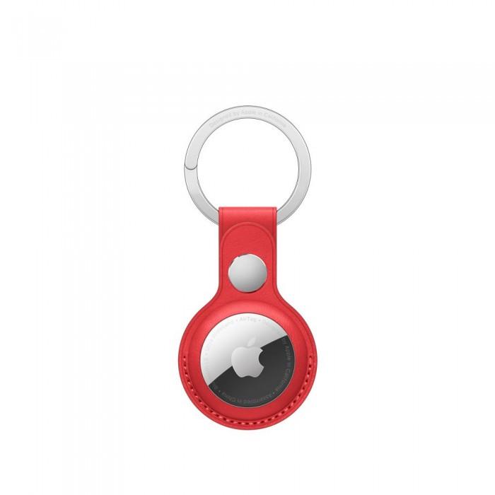 苹果官网上架AirTag新色泽环扣和钥匙扣配件