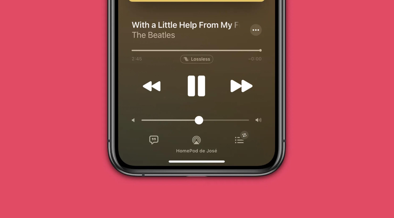 HomePod 15 新测试版增加无损音频支持